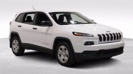 2015 Jeep Cherokee Sport AUTO A/C GR ELECT MAGS CAMERA BLUETOOTH                    in Terrebonne