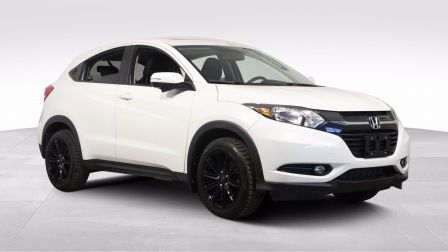 2017 Honda HR V EX AWD AUTO A/C TOIT MAGS CAM RECUL BLUETOOTH                    à Vaudreuil