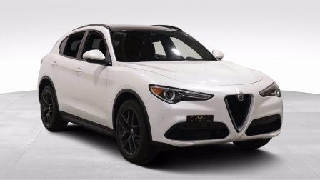2018 Alfa Romeo Stelvio Ti Sport AUTO A/C GR ELECT MAGS CUIR TOIT NAVIGATI                    à Drummondville