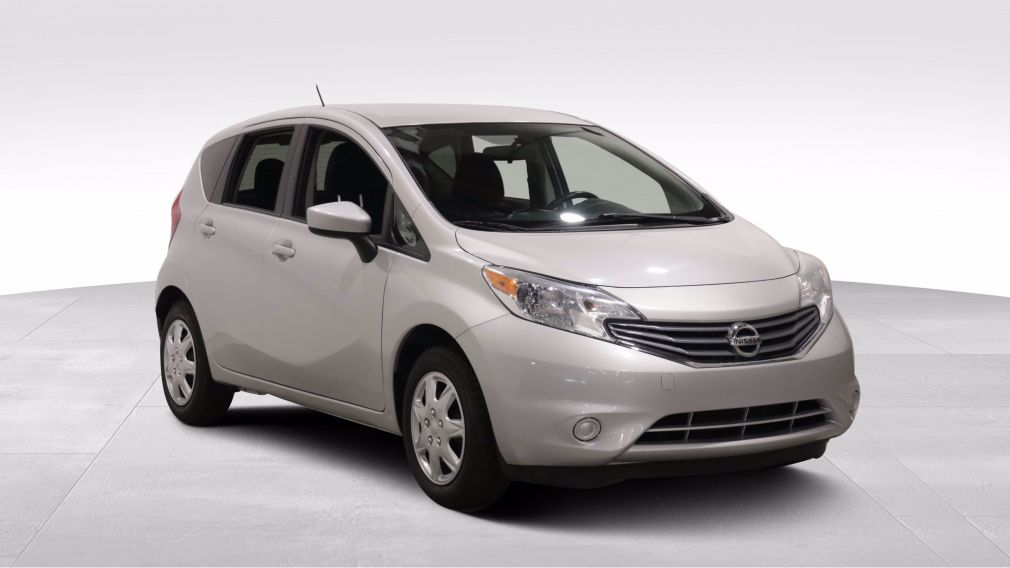 2015 Nissan Versa Note SV AUTO A/C GR ELECT CAMERA RECUL BLUETOOTH #