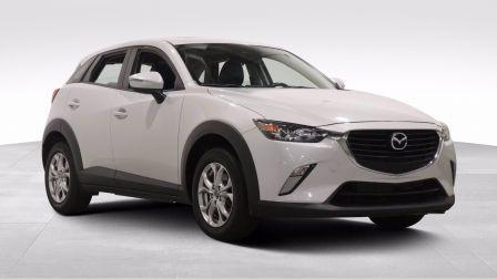 2018 Mazda CX 3 GS AUTO A/C GR ELECT MAGS TOIT CUIR CAMERA BLUETOO