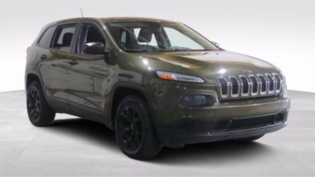 2014 Jeep Cherokee Sport 4x4 AUTO AC GR ELEC MAGS BLUETOOTH
