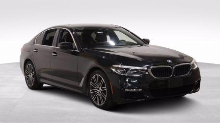 2018 BMW 540I XDRIVE AUTO A/C CUIR TOIT NAV MAGS CAM RECUL BLUET                    à Repentigny