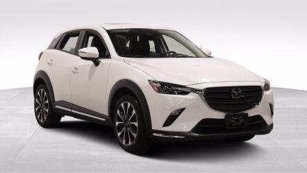 2019 Mazda CX 3 GT AUTO A/C GR ELECT MAGS CUIR TOIT NAVIGATION CAM                    à Repentigny