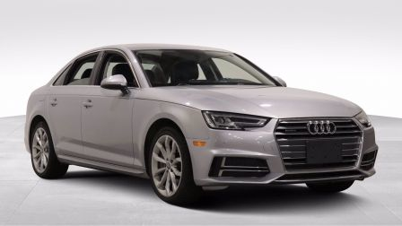 2018 Audi A4 PROGRESSIV QUATTRO A/C CUIR TOIT NAV MAGS CAM                    à Montréal