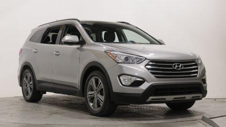 2015 Hyundai Santa Fe XL Limited A/C CUIR TOIT NAVIGATION CAMERA RECUL BLUE                    à Montréal