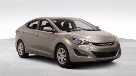 2016 Hyundai Elantra GL AUTO A/C GR ELECT BLUETOOTH                    à Montréal