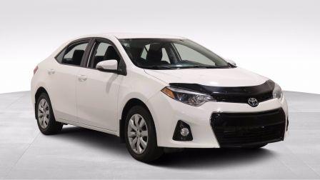 2016 Toyota Corolla S A/C GR ELECT CAMERA BLUETOOTH                    à Repentigny