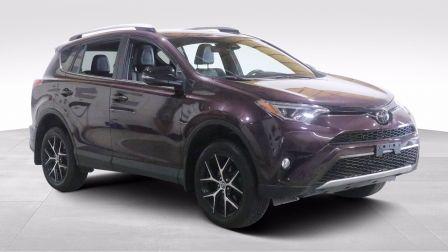 2018 Toyota Rav 4 SE AWD AUTO A/C GR ELECT MAGS CAM RECUL BLUETOOTH                    à Montréal
