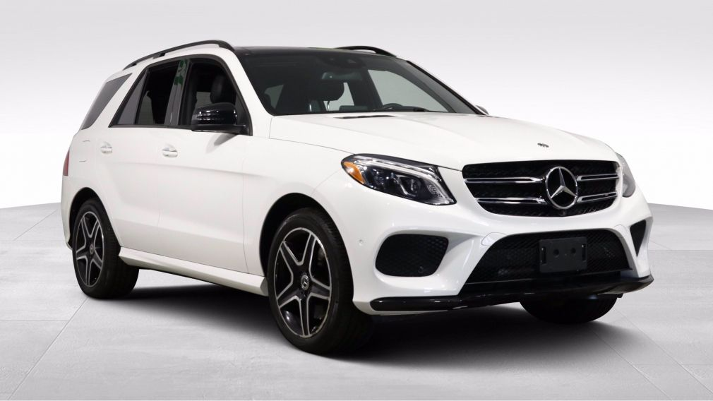 2018 Mercedes Benz gle GLE 400 AUTO A/C CUIR TOIT NAV MAGS CAM RECUL #0