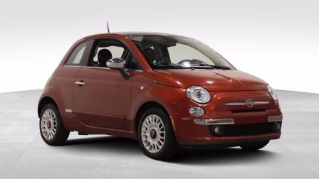 2014 Fiat 500 Lounge AUTO A/C GR ELECT MAGS CUIR TOIT BLUETOOTH