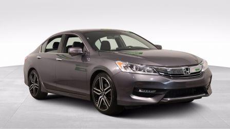 2016 Honda Accord SPORT AUTO A/C CUIR TOIT MAGS CAM RECULE BLUETOOTH                    in Terrebonne