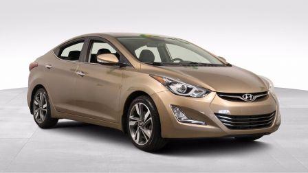 2015 Hyundai Elantra LIMITED AUTO A/C CUIR TOIT MAGS CAM RECUL                    in Terrebonne