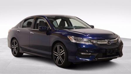 2016 Honda Accord TOURING AUTO A/C CUIR TOIT MAGS CAM RECUL