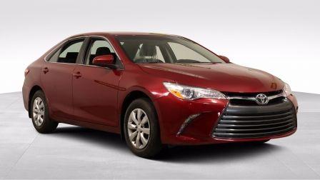 2017 Toyota Camry LE AUTO A/C GR ELECT CAM RECULE BLUETOOTH