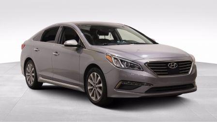 2016 Hyundai Sonata 2.4L Limited AUTO A/C GR ELECT MAGS CUIR TOIT NAVI                    à Saguenay
