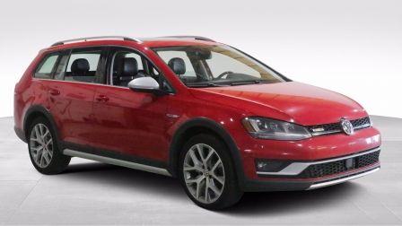 2017 Volkswagen Golf ALLTRACK AWD AUTO A/C TOIT MAGS GROUPE ELECT                    à Drummondville