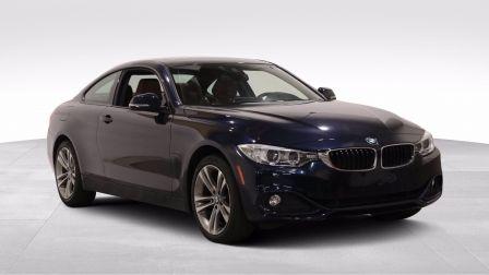 2017 BMW 430i XDRIVE AUTO A/C CUIR TOIT MAGS NAV CAM RECUL BLUET                    à Repentigny