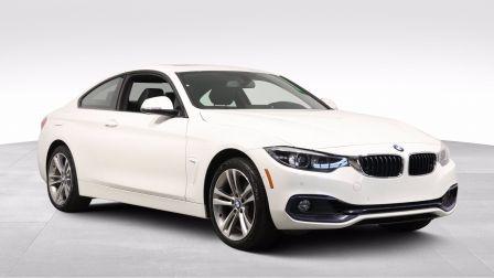 2018 BMW 430i 430i XDRIVE A/C CUIR TOIT MAGS CAM RECULE BLUETOOT                    à Sherbrooke