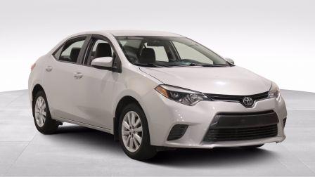 2015 Toyota Corolla LE AUTO A/C GR ELECT MAGS CAMERA BLUETOOTH                    à Repentigny