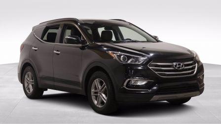 2017 Hyundai Santa Fe Luxury AUTO A/C GR ELECT MAGS AWD CUIR TOIT NAVIGA                    à Longueuil