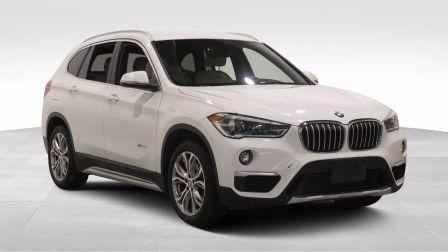 2017 BMW X1 XDRIVE AUTO A/C CUIR TOIT MAGS GROUPE ÉLECT CAM RE                    à Drummondville
