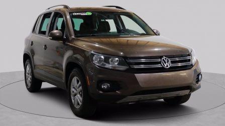 2015 Volkswagen Tiguan Trendline 4MOTION A/C MAGS BLUETOOTH