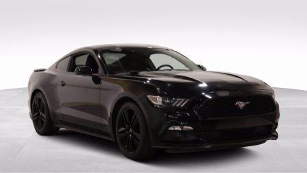 2016 Ford Mustang EcoBoost Premium AUTO A/C GR ELECT MAGS CUIR NAVIG                    à Montréal