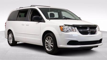 2014 Dodge GR Caravan SXT STOW'N GO AUTO A/C DVD MAGS CAM RECUL                    in Terrebonne