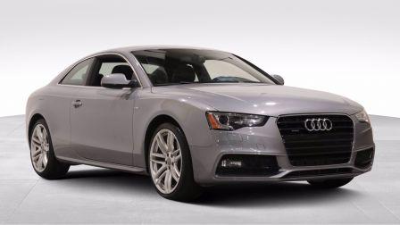 2016 Audi A5 TECHNIK PLUS AUTO A/C CUIR TOIT MAGS CAM RECUL                    à Saint-Jérôme