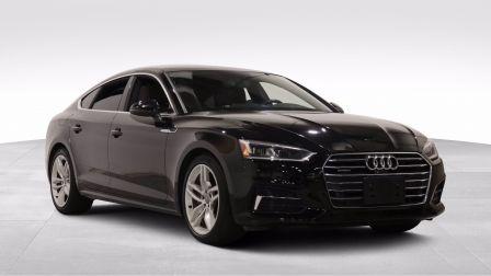 2018 Audi A5 TECHNIK AUTO A/C GR ELECT CUIR TOIT NAV                    à Longueuil