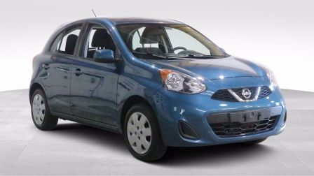 2018 Nissan MICRA SV AUTO A/C GR ELECT BLUETOOTH                    à Sherbrooke