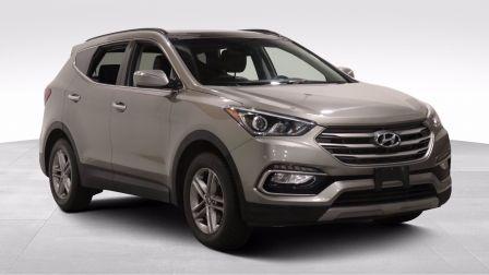 2018 Hyundai Santa Fe LUXURY AUTO A/C CUIR TOIT NAV MAGS GR ELECT BLUETO                    à Montréal