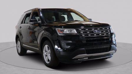 2017 Ford Explorer XLT AWD A/C GR ELECT MAGS CAM RECULE                    à Longueuil