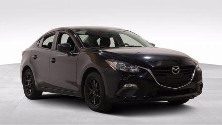 2015 Mazda 3 GX AUTO A/C GR ELECT MAGS BLUETOOTH                    in Terrebonne