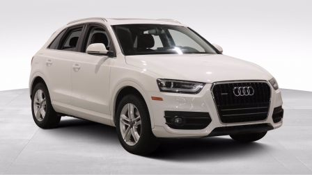 2015 Audi Q3 Technik AUTO A/C GR ELECT MAGS AWD TOIT CUIR CAMER                    à Longueuil