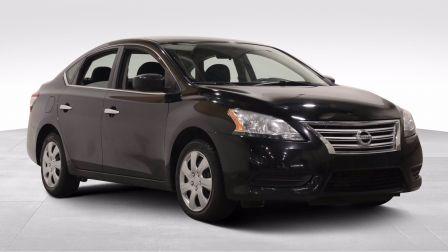 2015 Nissan Sentra S AUTO A/C GR ELECT BLUETOOTH