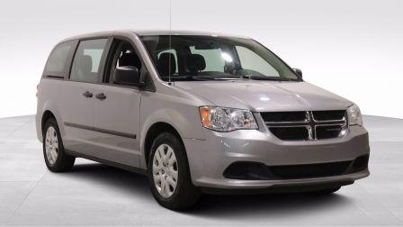 2017 Dodge GR Caravan Canada Value Package A/C GR ELECT 7 PASSAGERS                    à Repentigny