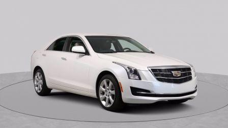 2015 Cadillac ATS AWD AUTO A/C CUIR MAGS GROUPE ÉLECT CAM RECUL                    à Drummondville