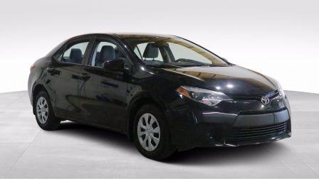 2016 Toyota Corolla CE VITRE ELEC BLUETOOTH AM FM LECTEUR DC