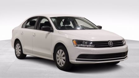 2017 Volkswagen Jetta Trendline GR ELECT CAMERA RECUL BLUETOOTH                    in Terrebonne