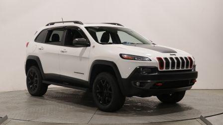 2014 Jeep Cherokee Trailhawk AUTO A/C GR ELECT MAGS CUIR TOIT NAVIGAT                    à Repentigny