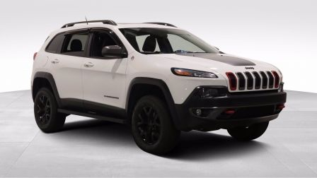 2014 Jeep Cherokee Trailhawk AUTO A/C GR ELECT MAGS CUIR TOIT NAVIGAT                    à Longueuil