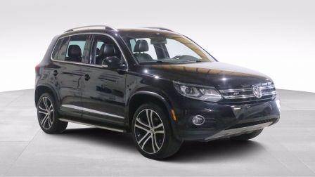 2017 Volkswagen Tiguan Highline 4 MOTION AUTO AC GR ELEC MAGS TOIT CAM RE                    à Sherbrooke