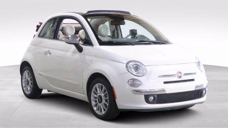 2014 Fiat 500c Lounge CABRIO AUTO AC GR ELEC BLUETOOTH