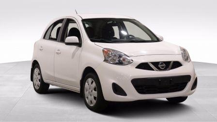 2016 Nissan MICRA SV AUTO A/C GR ELECT BLUETOOTH                    à Montréal