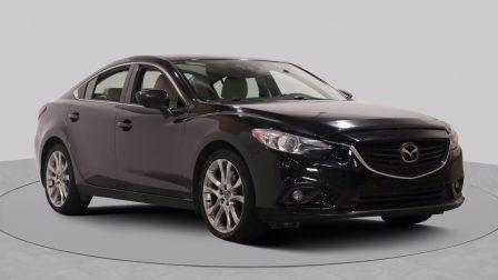 2014 Mazda 6 GT AUTO A/C GR ELECT CUIR TOIT MAGS CAMERA BLUETOO                    à Longueuil