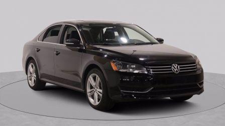 2014 Volkswagen Passat Comfortline AUTO A/C GR ELECT MAGS CUIR TOIT BLUET                    à Saint-Jérôme