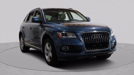 2016 Audi Q5 2.0T KOMFORT AUTO AC GR ELEC AWD CUIR MAGS BLUETOO                    in Terrebonne