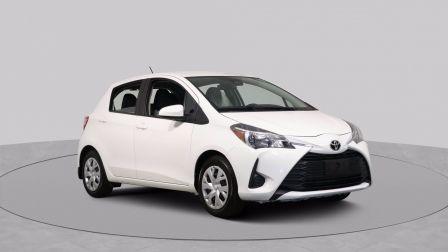 2019 Toyota Yaris SE AUTO A/C GR ÉLECT CAM RECUL BLUETOOTH                    à Sherbrooke